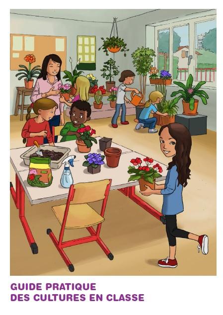 guides pratiques cr er et animer des activit s de jardinage avec les enfants. Black Bedroom Furniture Sets. Home Design Ideas