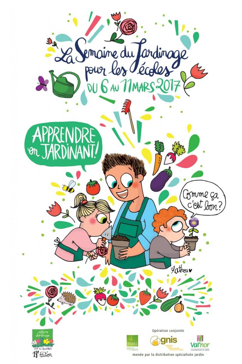 La semaine du jardinage pour les coles pr sentation partenaires for Les meilleurs sites de jardinage
